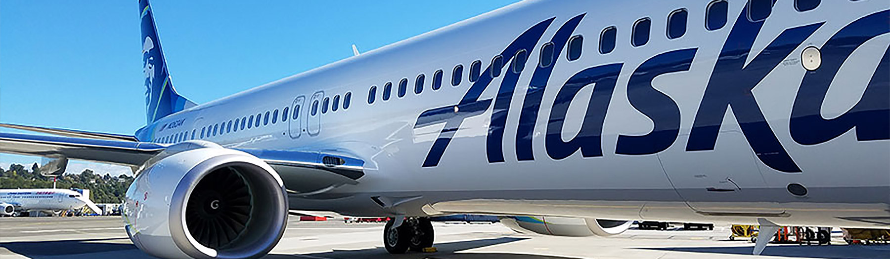 BlackWing Joins Alaska Airlines on 737-900ER Inaugural Flight.