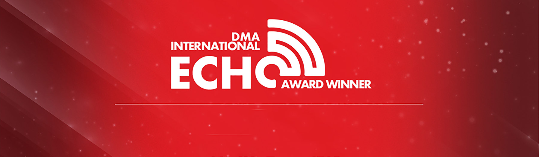 BlackWing Creative Scores a DMA 2016 International ECHO Award.