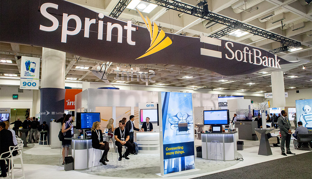Sprint at Mobile World Congress Americas