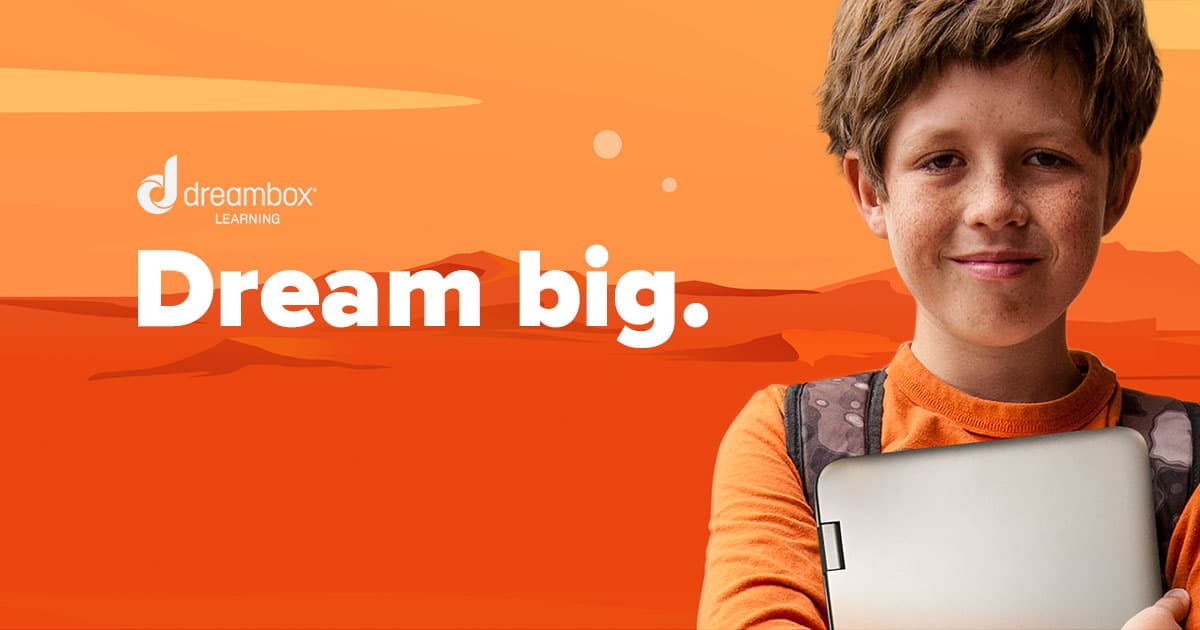 Dreambox | Dream big.